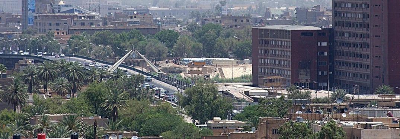 تقسيم محافظة بغداد