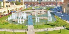 حي القادسية في بغداد