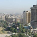 حي المنصور في بغداد