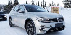 سيارة فولكس فاجن تيجوان 2019