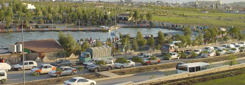 قضاء بنجوين في محافظة السليمانية