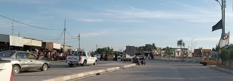 قلعة صالح في محافظة ميسان