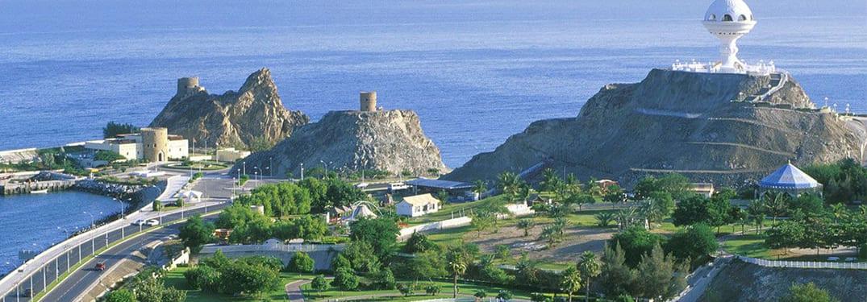 محافظات عمان