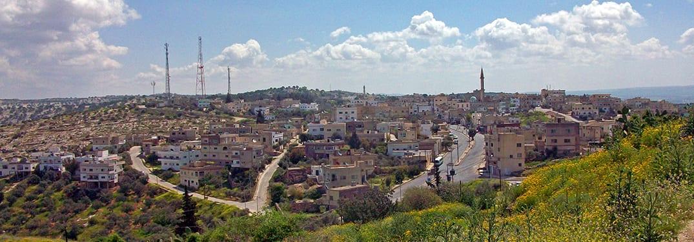 محافظة إربد في الأردن