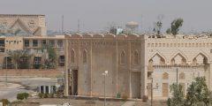 تقسيم محافظة الأنبار في العراق