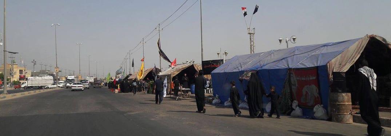 محافظة البصرة في العراق