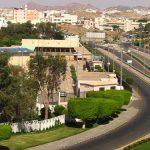 محافظة الطائف في السعودية