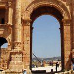 محافظة جرش الأردنية
