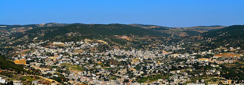 محافظة عجلون في الأردن