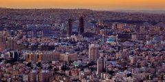 تقسيم محافظة عمّان في الأردن