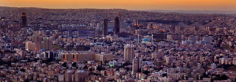 محافظة عمان في الأردن
