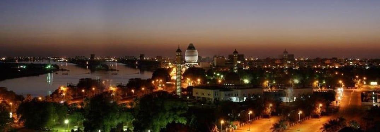 محلية شندي في السودان