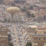 مدن محافظة المثنى