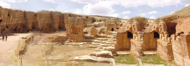 مدن محافظة دهوك