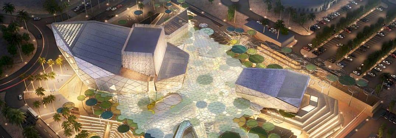 مدينة الأحمدي في الكويت