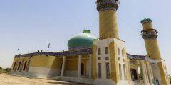 مدينة الشوملي في محافظة بابل