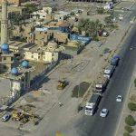 مدينة الفلوجة في محافظة الأنبار