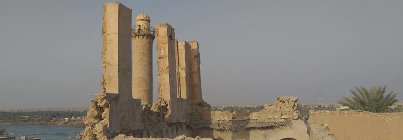 مدينة القائم في محافظة الأنبار