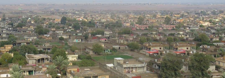 مدينة القيارة في محافظة نينوى