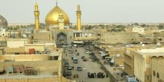 مدينة بيجي في محافظة صلاح الدين