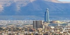 مدينة رانية في محافظة السليمانية