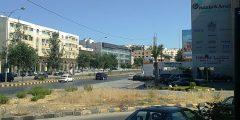 منطقة خلدا في محافظة عمان