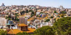 منطقة رجم عميش في محافظة عمان