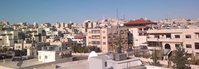 منطقة ضاحية الرشيد في عمان