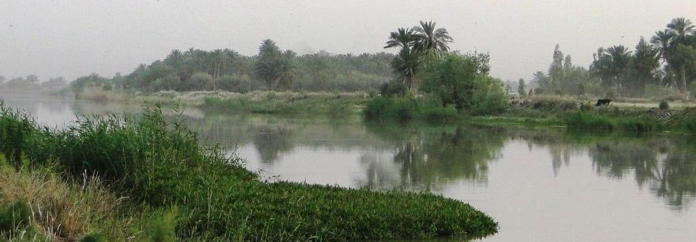 ناحية أحمد الرفاعي في محافظة ميسان