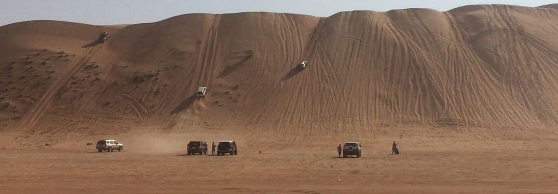ولاية بدية في سلطنة عمان