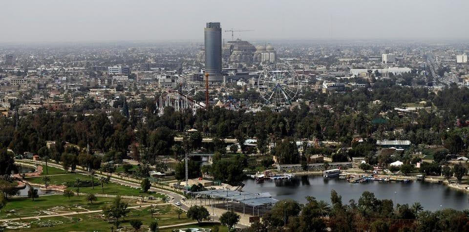 حي الغزالية في بغداد