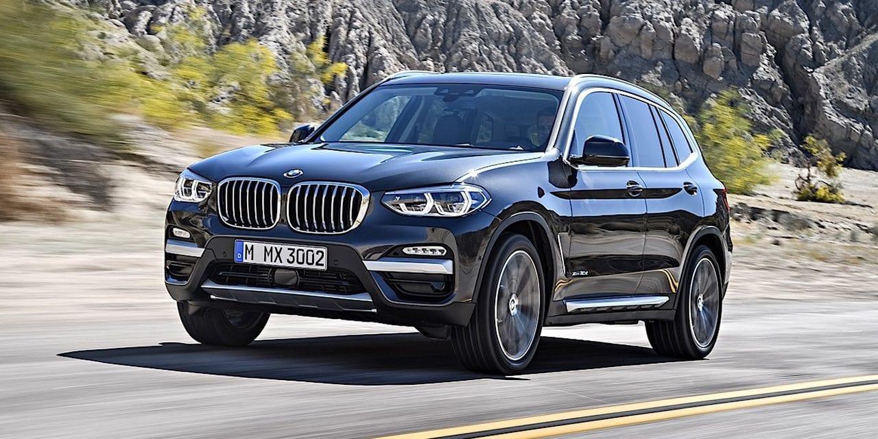 BMW x3 سيارة