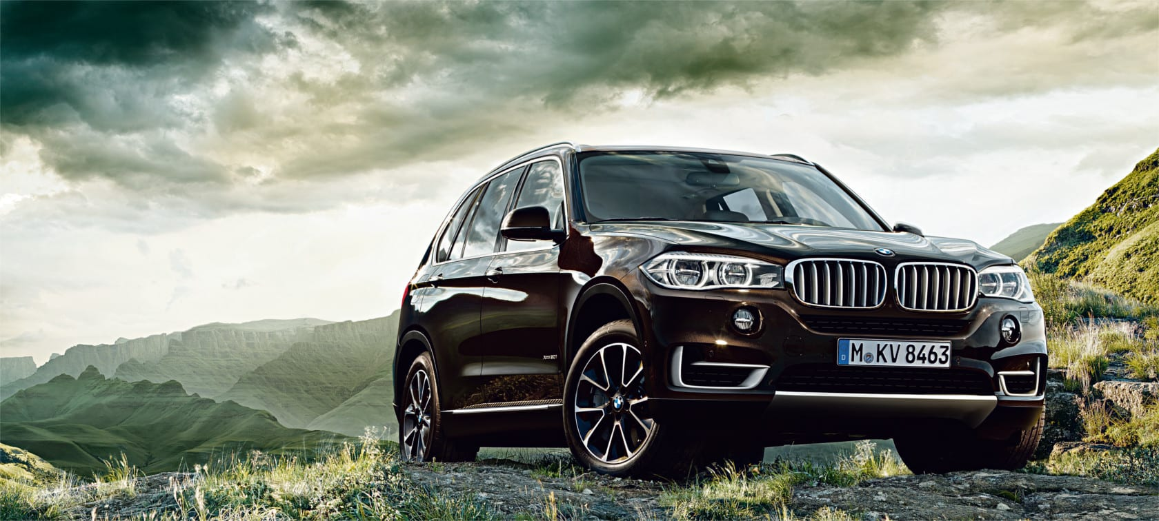 BMW x5 2017 سيارة