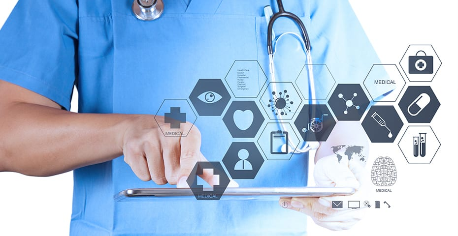 أقسام الطب