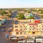 محلية طويلة كورما في السودان