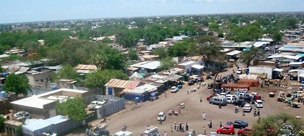 محلية أم دخن في السودان