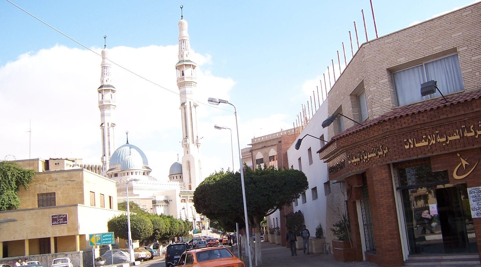 محافظة الإسماعيلية في مصر
