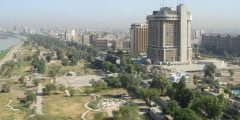 منطقة البياع في بغداد