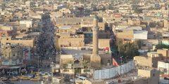 مدينة المسيب في محافظة بابل