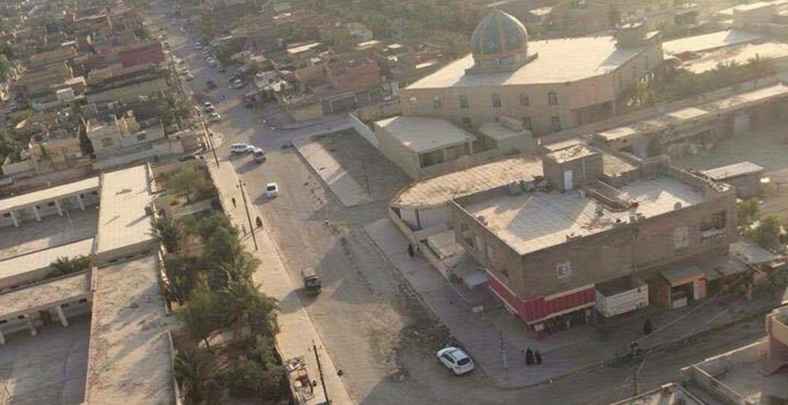 مدينة بلدروز في محافظة ديالى