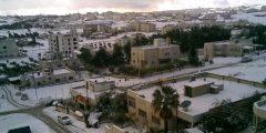 منطقة حي نزال في محافظة عمان