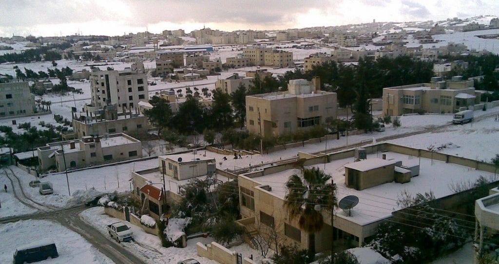 منطقة حي نزال في محافظة عمان اقرأ السوق المفتوح