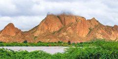 مدينة كبكابية في السودان