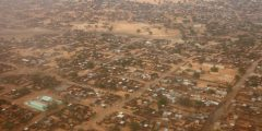 محلية مكجر في السودان