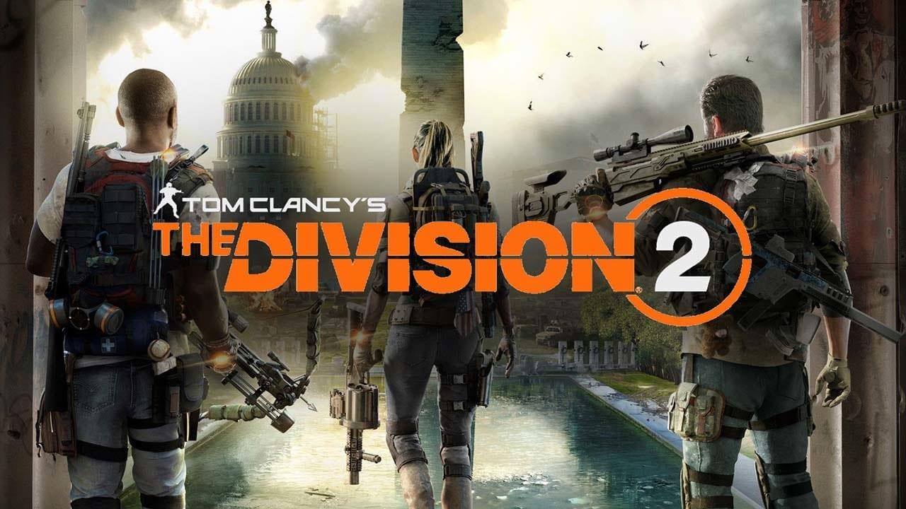 لعبة The Division 2