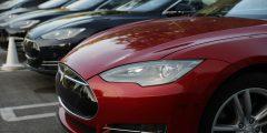 أحدث سيارات Tesla