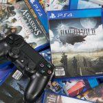ألعاب PS4