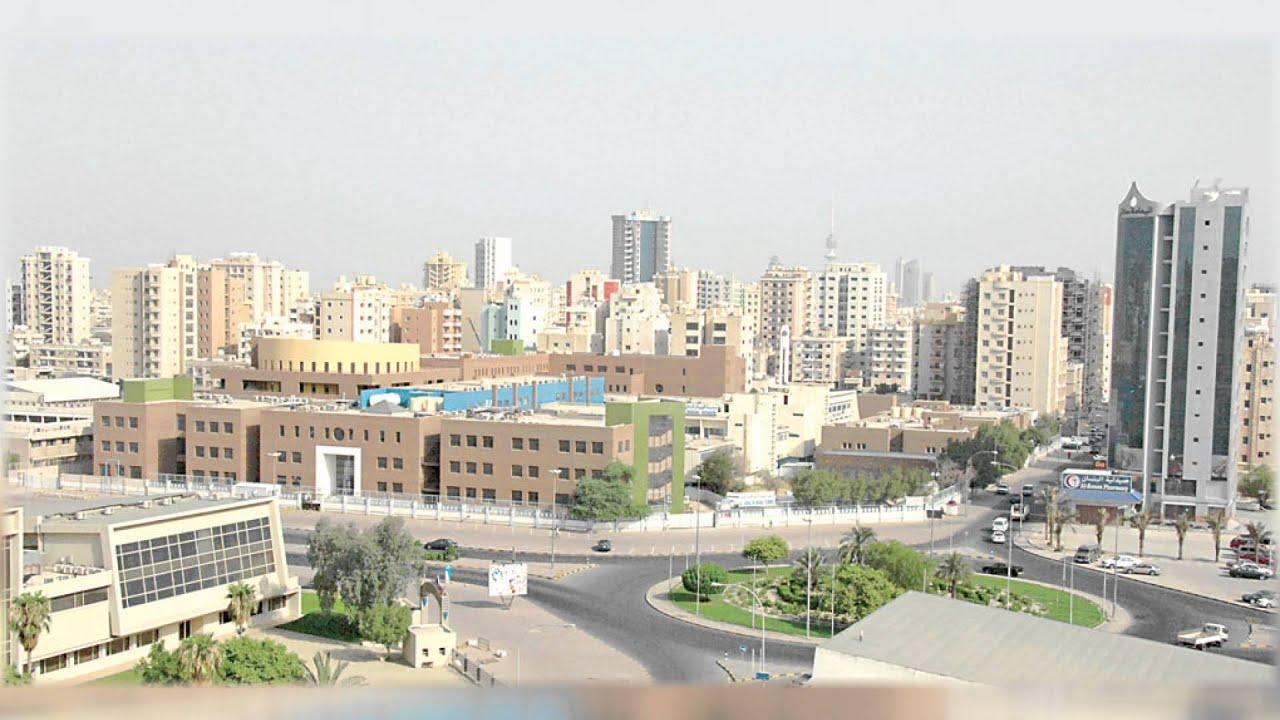 تقسيم مدينة حولي في الكويت