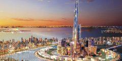 تقسيم مدينة مبارك الكبير في الكويت