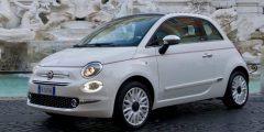 سيارات فيات 500 2018
